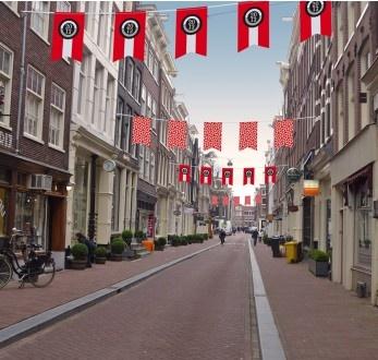 Vlaggenlijn #Amsterdam2013
