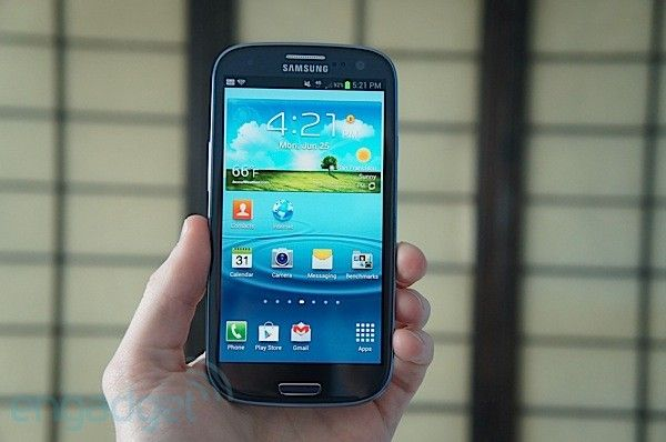 Samsung Galaxy S III for T-Mobile
