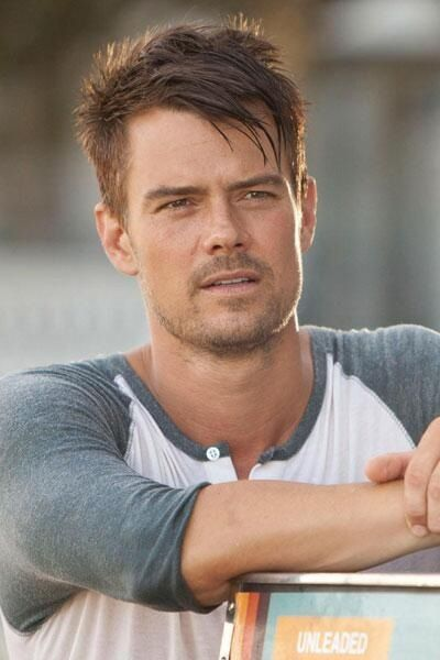 Josh Duhamel. Also enough said.