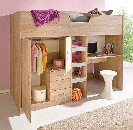 best 25 high sleeper ideas on pinterest high sleeper bed high sleeper with desk and. Black Bedroom Furniture Sets. Home Design Ideas