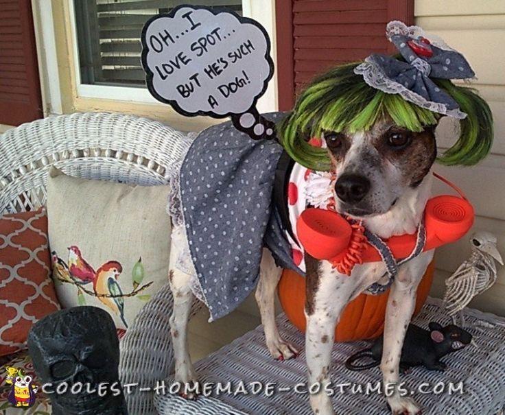 Homemade female dog costumes - photo#42