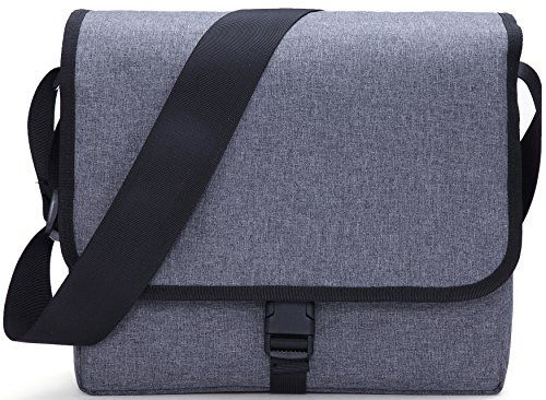 New Trending Briefcases amp; Laptop Bags: MIER Men Messenger Bag Purse Small Shoulder Crossbody Bag with iPad Pouch,Nylon,Grey. MIER Men Messenger Bag Purse Small Shoulder Crossbody Bag with iPad Pouch,Nylon,Grey   Special Offer: $14.99      111 Reviews MIER small messenger bag made of high-quality mixed nylon, a long-lasting fabric for heavy use through years. Multiple pockets for different storage, interior...