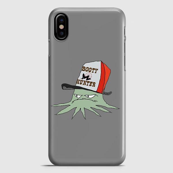 Squidbillies iPhone X Case   casescraft
