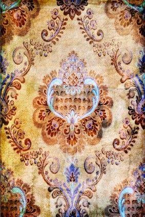 STERK-R01   KARPETTEN / VLOERKLEDEN   Vintage rug