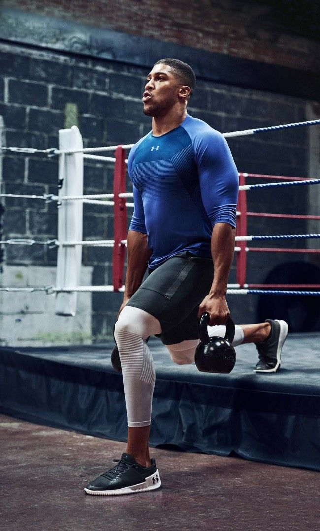 8bf0ab8a0468 Under Armour / Anthony Joshua   Square Mile   sport et loisir in ...
