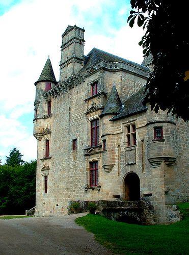 Château de Sédières   por OliBac