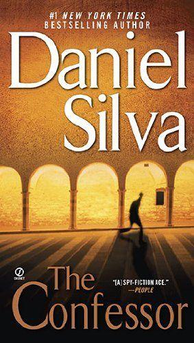 The Confessor (Gabriel Allon Novels) by Daniel Silva, http://www.amazon.com/dp/0451211480/ref=cm_sw_r_pi_dp_aFe-rb1WJQAQZ
