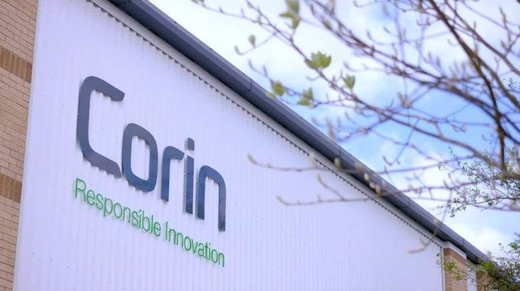 Corin completes Joint Venture Agreement with Ossis to deliver life - joint venture agreement