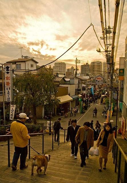 Yanaka In Tokyo
