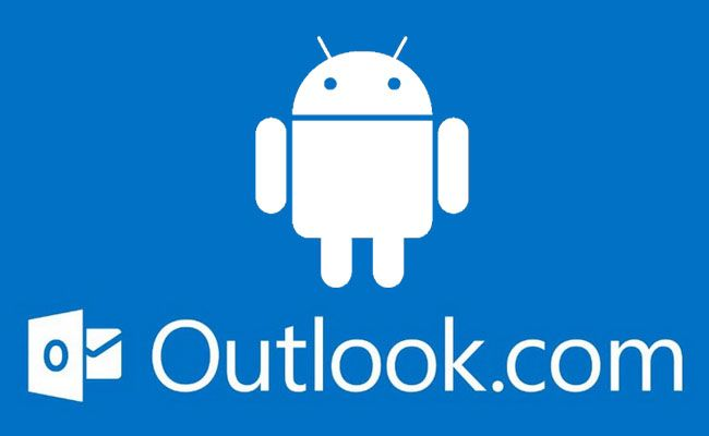 Add Outlook.com to your Android phone