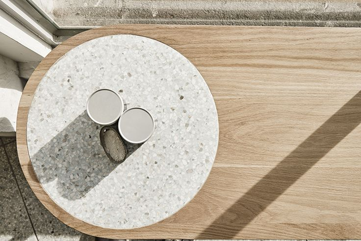 Loving this table - Techne Architectsv. EST Magazine