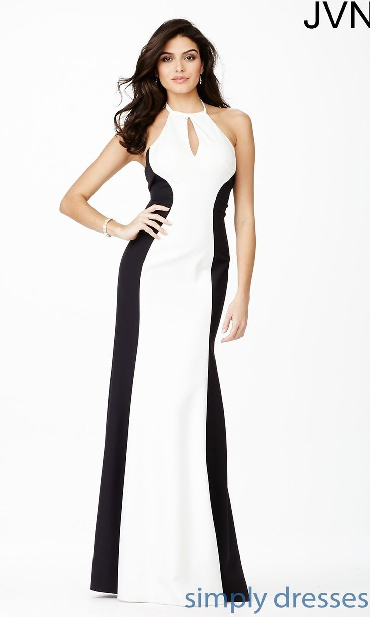 17 Best ideas about White Halter Dress on Pinterest | Elegant ...