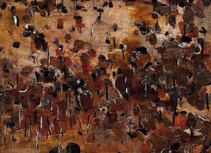 Fred Williams' painting You Yangs landscape 1, 1963, - Google Search