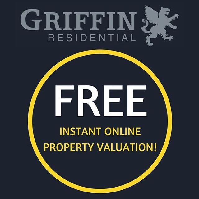 Want to know how much your property is worth? Find out using Griffin Residential's Free Instant Online Property Valuation System!