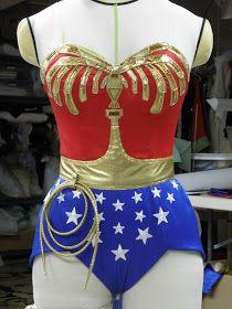 Sewing Cafe: Wonder Woman