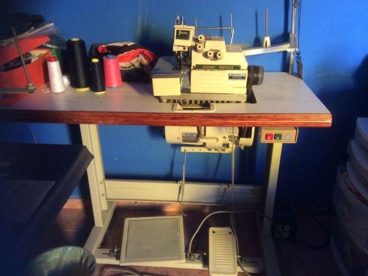 Máquina industrial over Marca Yamata en excelente estado y funcionando al 100.urge vender Por falta de espacio.  $3,900.00 cel. 9992927077 en Francisco de  Montejo, además lote de telas, hilos especiales para likra y mezclilla, accesorios, etc.