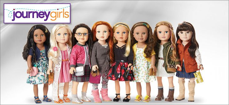 Australia 2017 journey girls dolls | 18 inch doll ideas ...