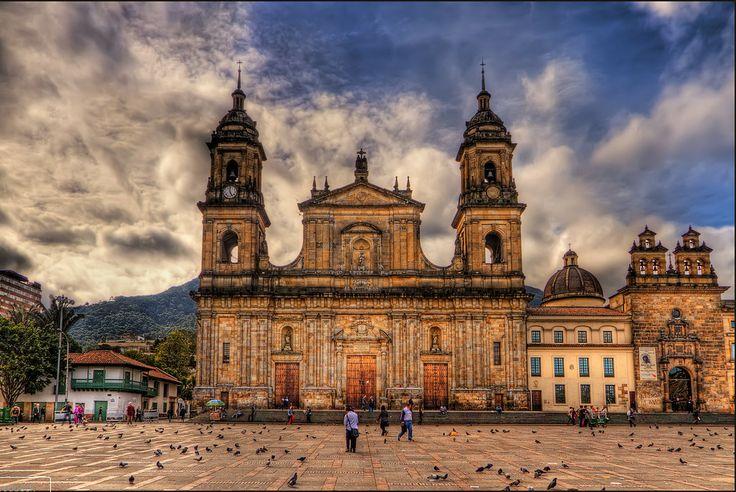 La Catedral Primada de Bogota