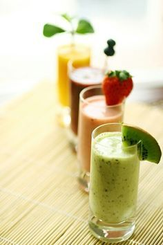 10 Best Smoothies Recipes - Healthy Drinks With 'Superfood' Ingredients #smoothie