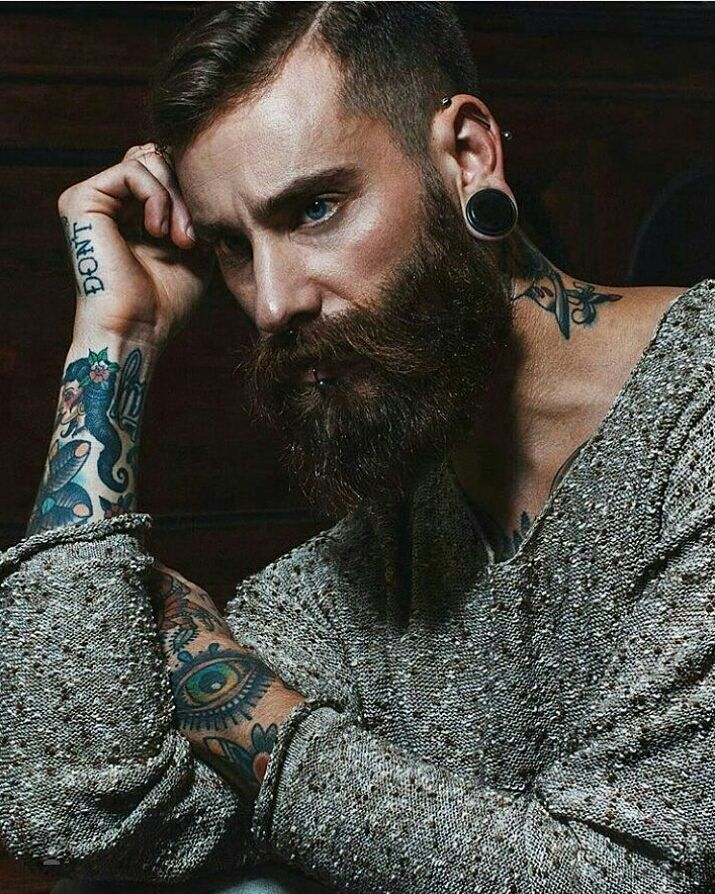 """1,117 mentions J'aime, 5 commentaires - B.E.A.R.D.S.K.I.N.G ⚔ - (@beardsking) sur Instagram: """"⚔ Just Beards Tattoos And Muscles ⚔. ▒▒▒▒▒▒▒▒▒▒▒▒▒▒▒▒▒▒▒▒▒▒▒▒▒▒▒▒▒▒▒ ✔ Get Featured On Our Page. ✔…"""""""