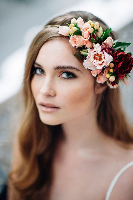 Flower Power Hairstyles: Now it's getting flowery!