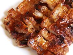 fe-mail.gr :: Γεύση : Χοιρινό με σάλτσα εσπεριδοειδών και μέλι