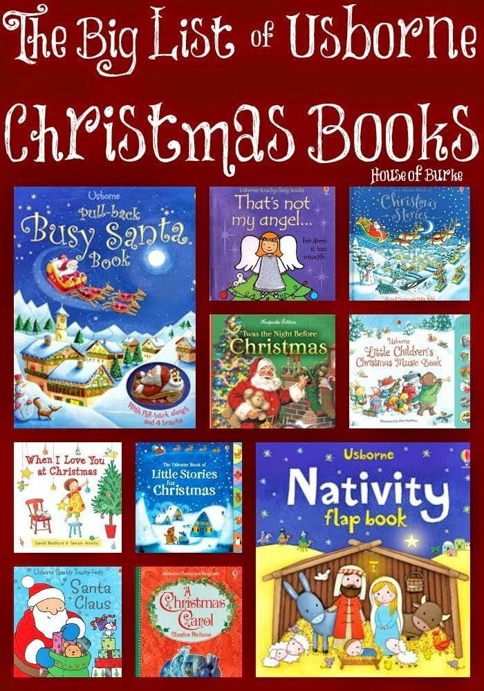 Christmas will be here soon. Start a tradition and read for 12 days of Christmas. Let them open new book each day #promotereading #12daysofchristmas #usborne click photo to see more books