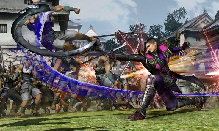 Nuevos vídeos de Samurai Warriors 4 Empire
