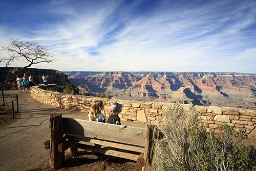 Grand Canyon – A view from the TOP!