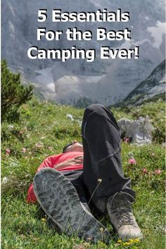 Check out these 5 essentials for having the best camping trip ever.  http://blog.getnorthbound.com/blog/5-items-for-best-camping-ever?utm_content=buffereef07&utm_medium=social&utm_source=pinterest.com&utm_campaign=buffer