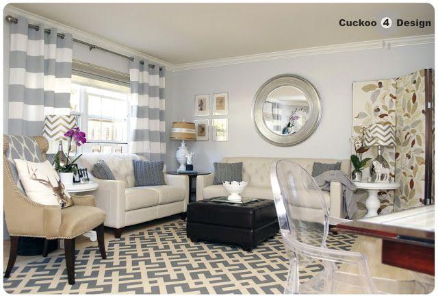 House Tour - Living Room