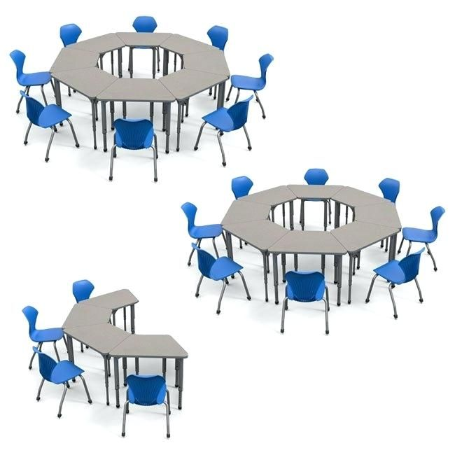 Brainy Desk And Chair Set For Students Ideas Ideas Desk And Chair Set For Students Or Classroom Set Apex Trapezoid Student Desks 82