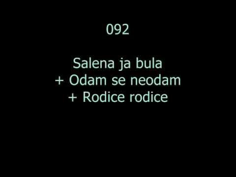 LUDOVKY Z VYCHODU 092 - Salena ja bula - Odam se neodam - Rodice rodice - YouTube