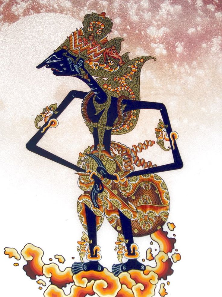9 best Indonesia Shadow Puppet : Ramayana images on ...