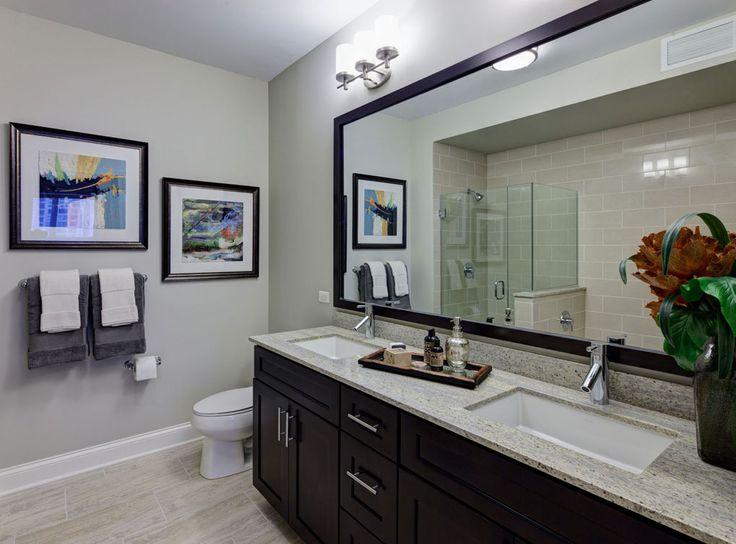 AMLI RIver North Bathroom