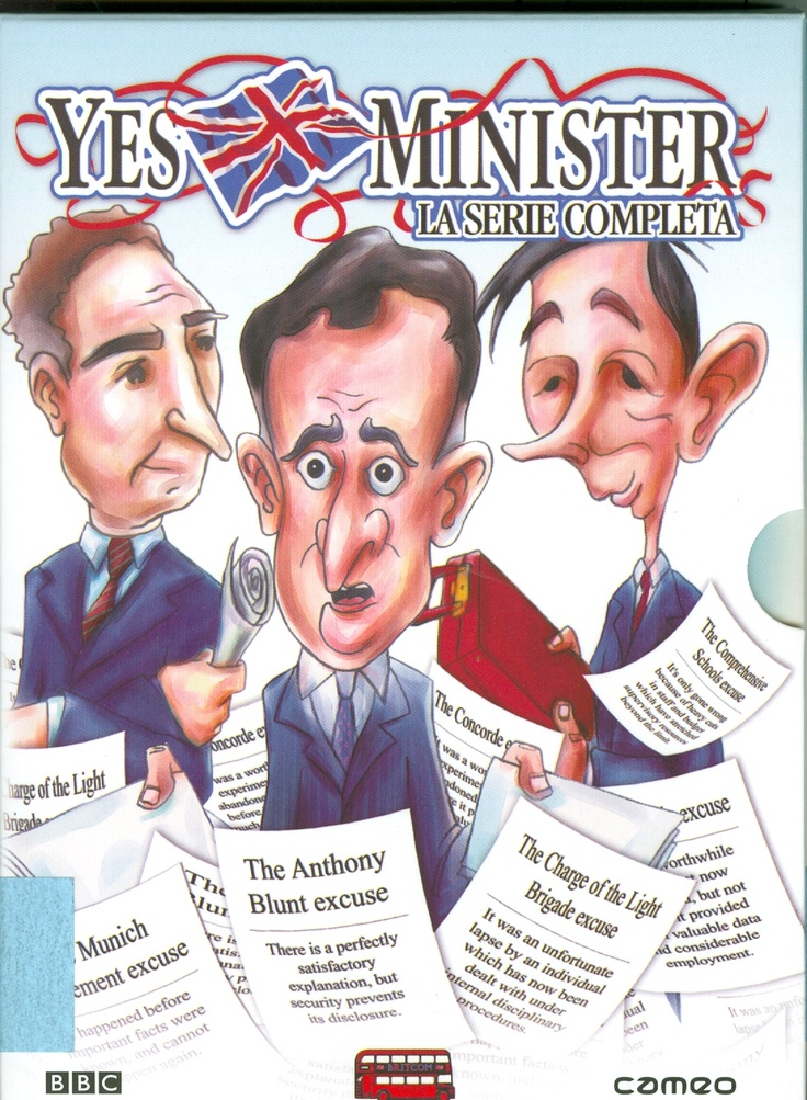 Yes Minister (DVD)