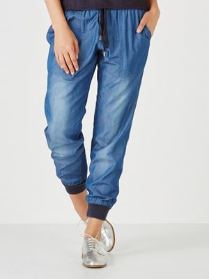 ELLYM ISABELLE DENIM PANTS  A$60.00  wink collection - Pants and Jeans at winkcollection.com.au