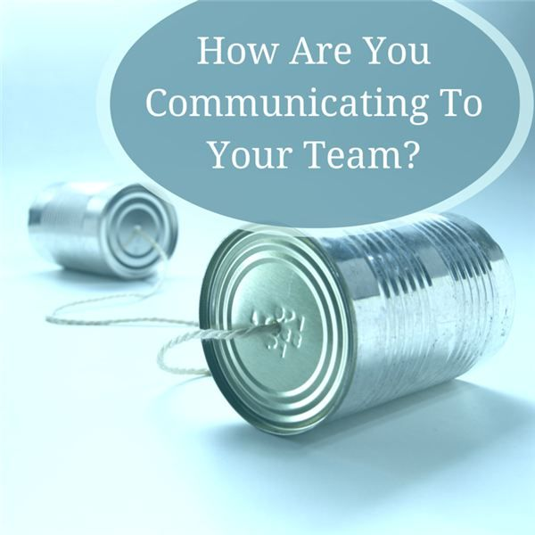 The three different types of communication are verbal, nonverbal and visual. The two major forms of verbal communication are written and oral. The major type of nonverbal is body language, especially visual cues. Visual communication, such as using pictures, graphs and the like, is fast gaining ground either to reinforce or to replace written messages.