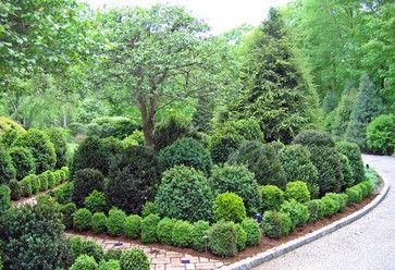 Boxwood Garden - traditional - landscape - new york - Classic Garden Design LLC