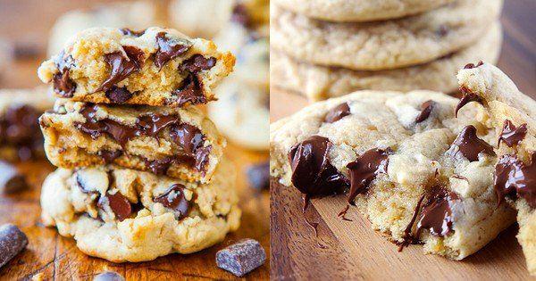 La recette du jour : des cookies américains moelleux et addictifs !
