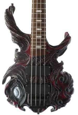 halo bass guitar