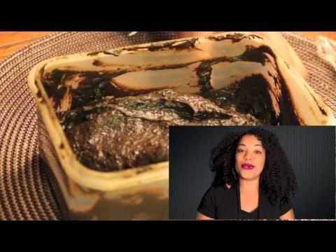 COMO TEÑIR EL CABELLO NATURALMENTE CON HENNA (cubre totalmente las canas) - YouTube