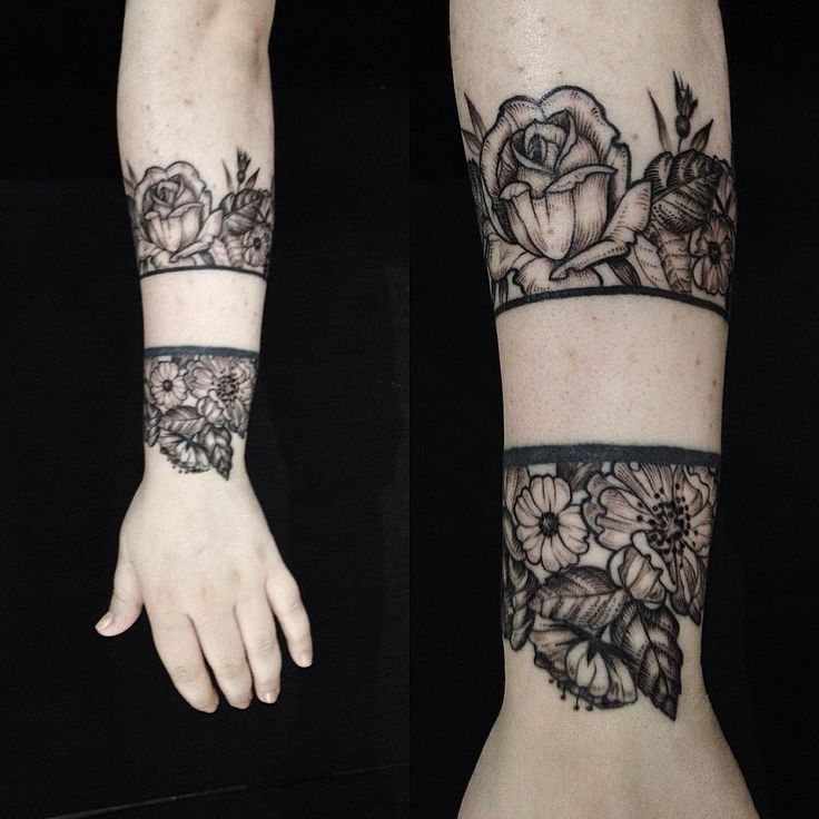 20 White Mandala Tattoo Band Ideas And Designs