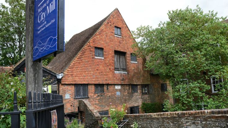 Winchester City Mill
