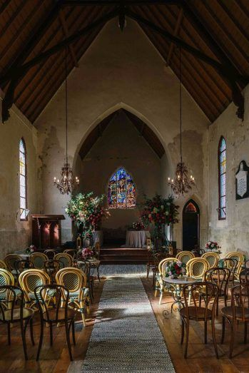 CHURCHILL // Goldfields, VIC // via #WedShed http://www.wedshed.com.au/wedding_venues/churchill-country-church-vic-daylesford/