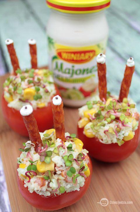 marsjańskie pomidory - kto im się oprze?