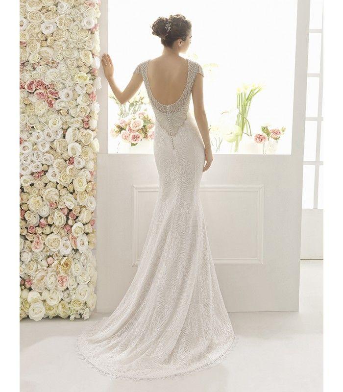 Vestidos de novia - AIRE BARCELONA OUTLET - Sedka Novias(2100€)