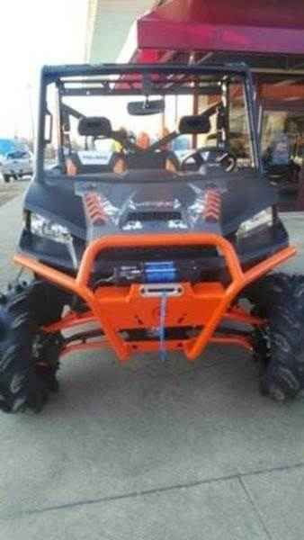 New 2016 Polaris RANGER XP 900 EPS High Lifter Edition St ATVs For Sale in Arkansas. 2016 Polaris RANGER XP 900 EPS High Lifter Edition Stealth Black, Safety Brakes - Front: Hydraulic Disc Brakes - Rear: Hydraulic Disc Specifications Bash Plate (Front) Bed Capacity (kgs.): 453.6 Bed Capacity (lbs.): 1000 Bed Volume (ft3): 13.1 Bed Volume (m3): 0.37 Body Material: Plastic Cargo Bed Material: Polyethylene Cargo Bed Tilt Dry Weight (lbs): 1561 Dry Weight (kg): 708.1 Front Tire Diameter (in): 28…