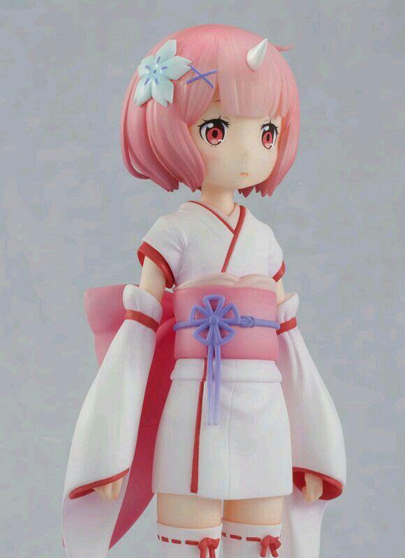 Ram E Rem Re Zero Action Figure 3 3 Anime Figures Anime Figurines Anime Dolls