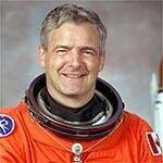 Marc Garneau, every boys dream to rocket into space!